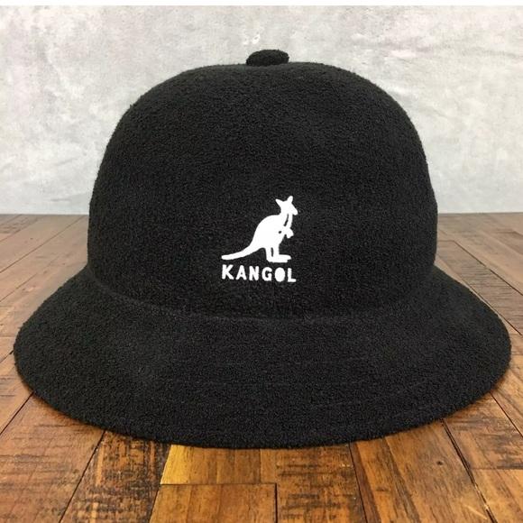 d4c467c3 Kangol Accessories | New Bermuda Casual Bucket Cap Hat Oversized ...
